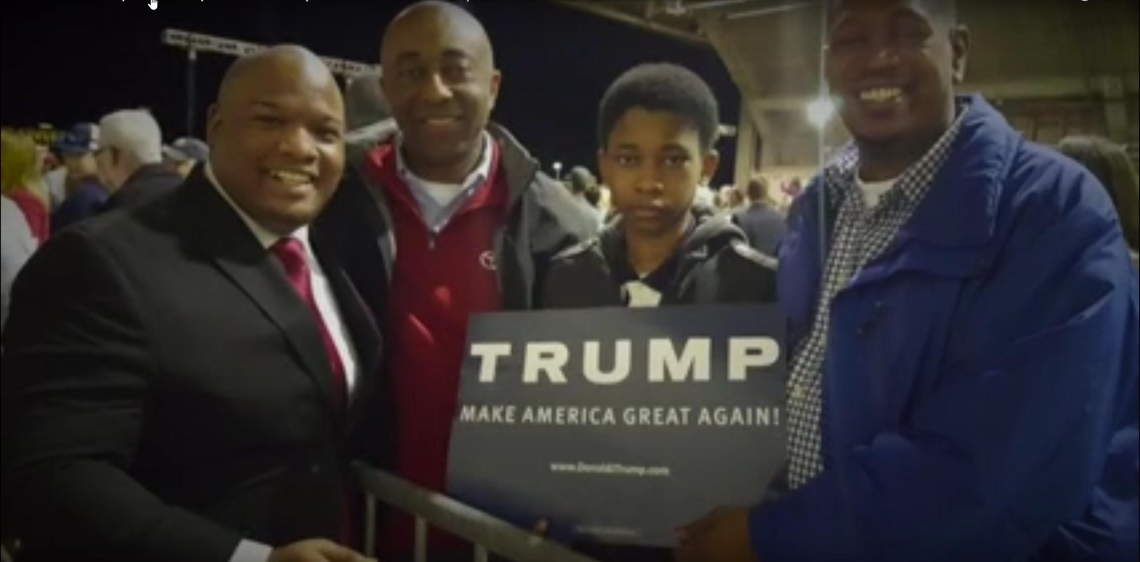 COMPILATION: Trump Diversity