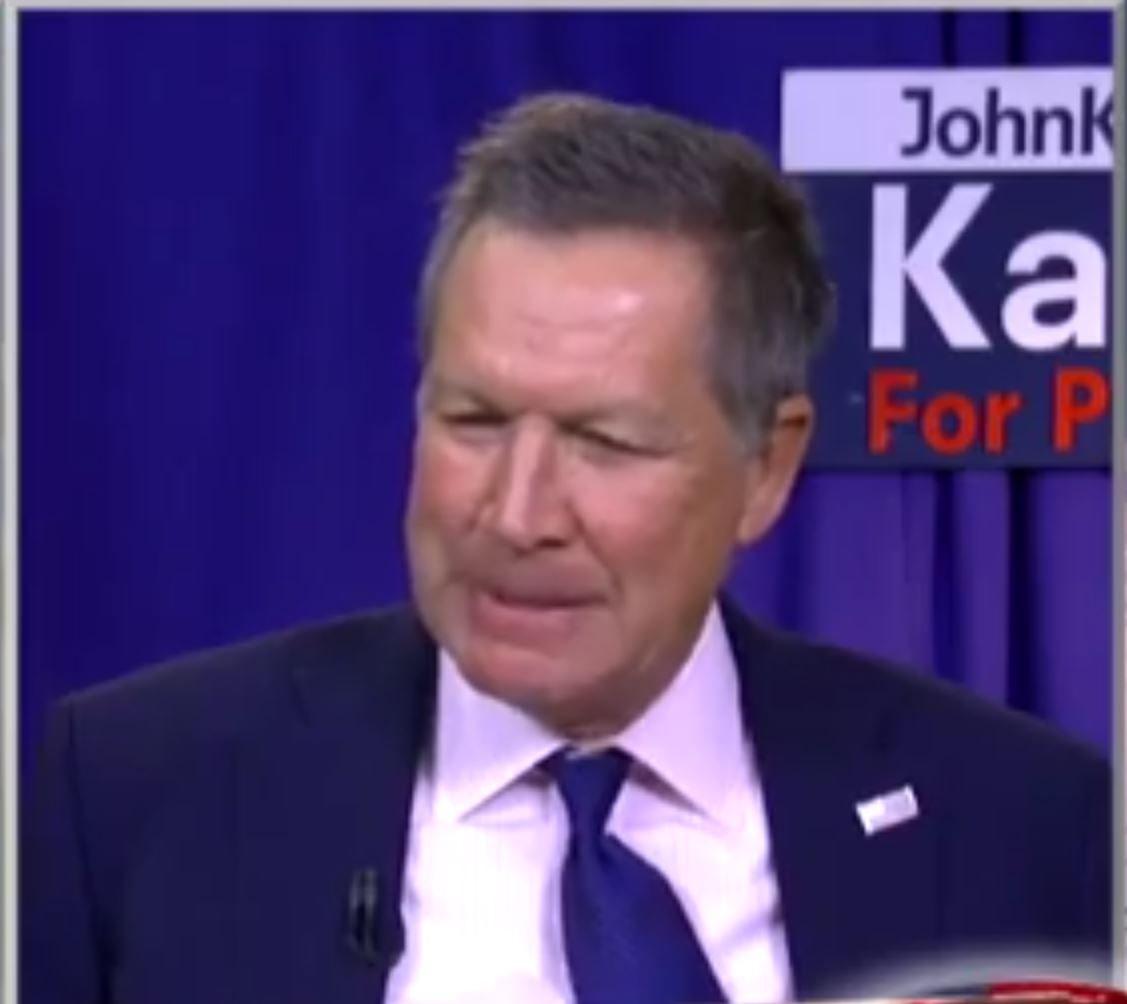 RANT (language): Kasich, And The Truth