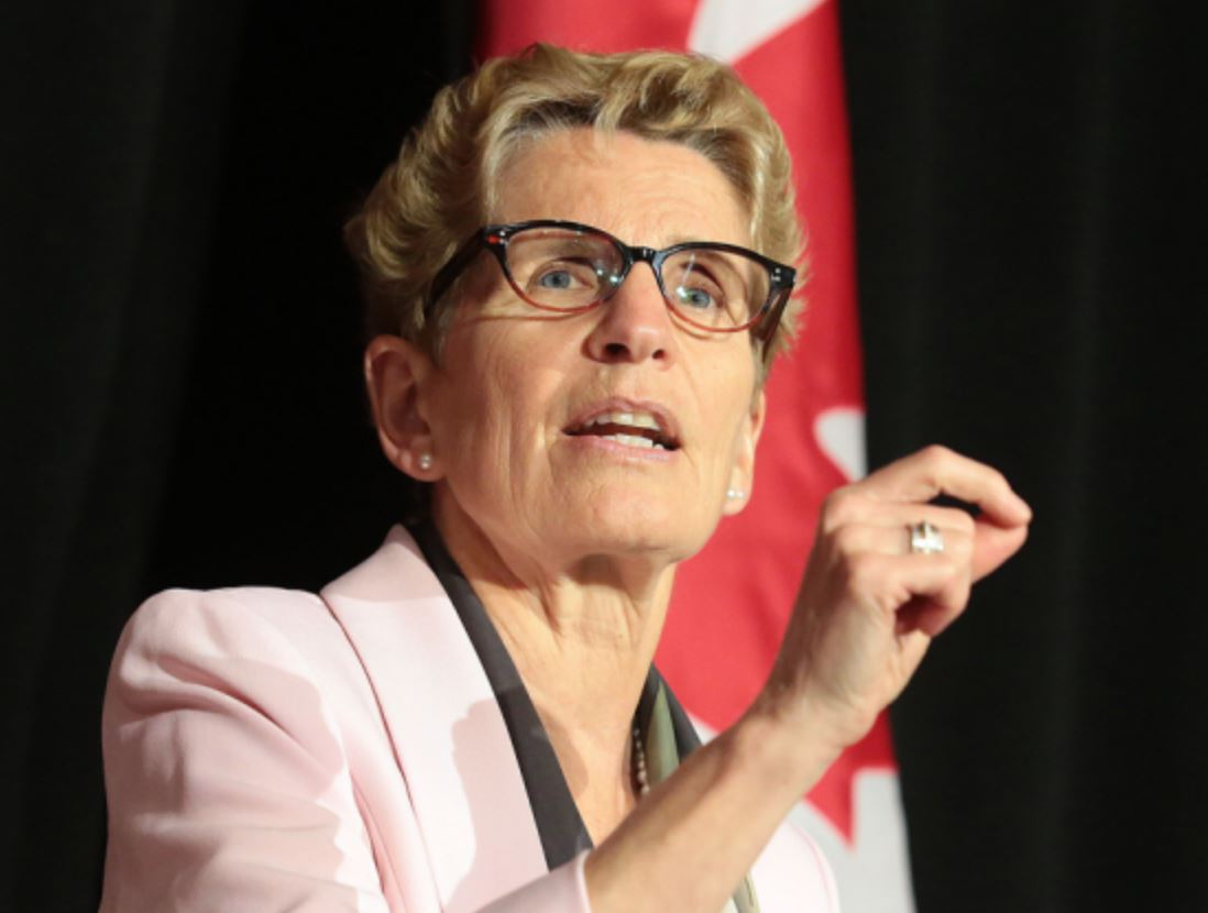 Is There Any Limit To How Much Of Your Future Money Wynne Will Spend To Buy The 2018 Election?