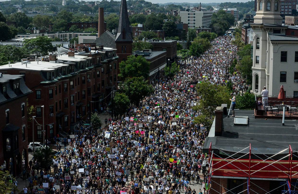 WSJ: The Great Nazi Scare Of 2017 (Beware The Majoritarian Mob)