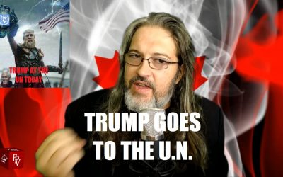 VIDEO: The Frank Vaughan Podcast #13 – Trump Goes To The U.N.