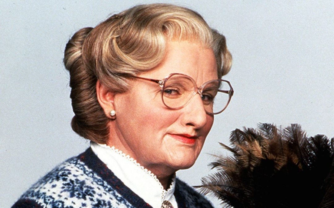 ARTICLE: Mrs. Doubtfire Recast As Horror Movie, And What It Teaches About The MSM