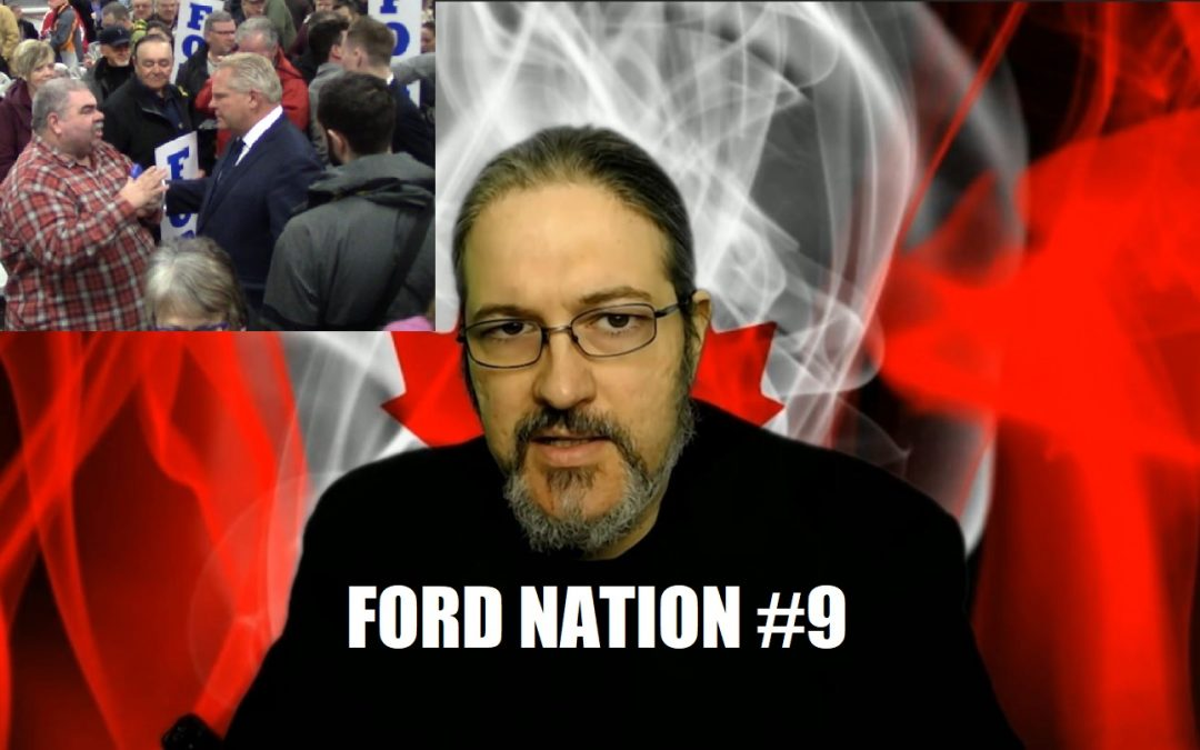 VIDEO: Ford Nation #9 – The Peterborough Rally, With Commentary
