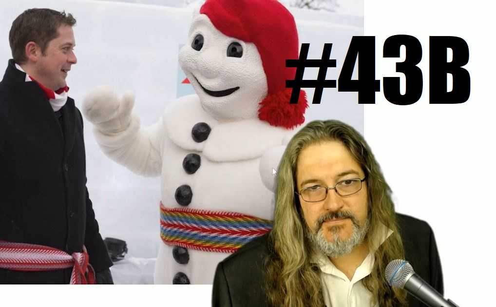 VIDEO: FPV #43b – Gender, Being White, Racism, Scheerdeau, Guns, And More.